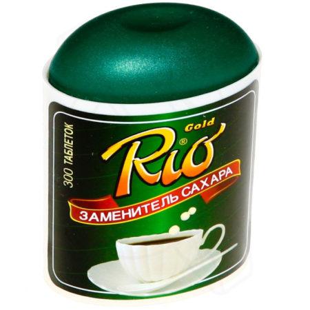 Рио голд сахарозаменитель