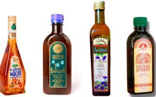 Полезные свойства льняного масла и как принимать его при диабете