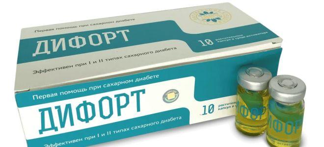 Лекарство от диабета Дифорт: обман или реальная надежда