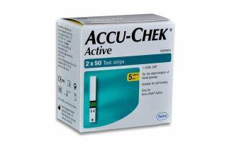 Описание модели в инструкции по применению Accu chek active на русском языке, механизм действия, приблизительная стоимость и точность устройства