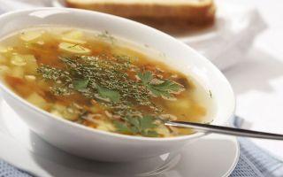 Как приготовить суп для диабетика: какие ингредиенты использовать а какие нет?