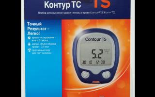 Инструкция по применению глюкометра «Контур ТС», принцип действия, правила эксплуатации