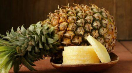 При диабете можно употреблять ананасов