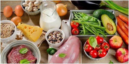 Продукты для соблюдения диеты