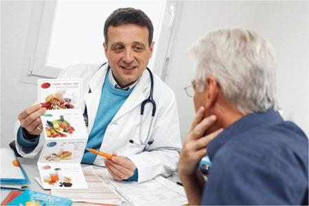 Требования к диете