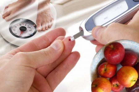 Контроль веса при повышенном уровне глюкозы в крови